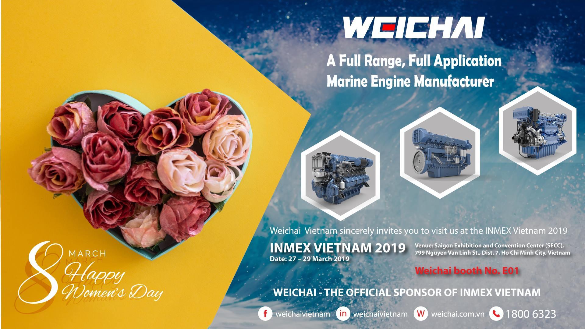 Weichai - A full Range, full Application Marine Engine Manufacturer