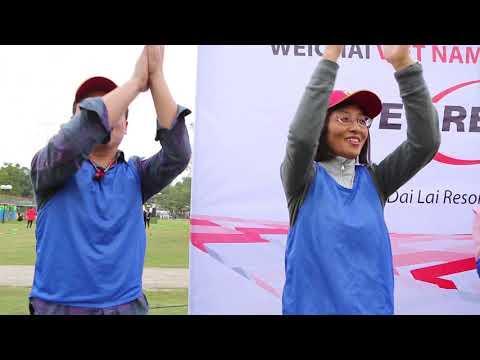 Embedded thumbnail for Weichai Vietnam Team Building & YEP 2017