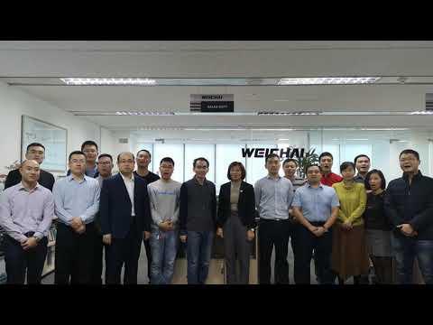 Embedded thumbnail for Weichai Việt Nam -  Chúc Mừng Năm Mới 2019