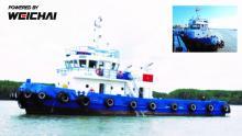 Push boats HAI VAN SHIP