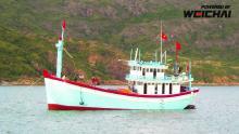 Fishing boats BD 91243TS