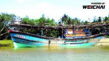 Fishing boats QNg 95834TS
