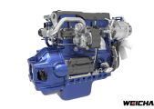 Truck Diesel Engines WP2.3/WP2.3N