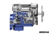 Động cơ diesel xe tải WP3.7/WP4.1