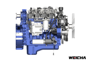 Truck Diesel Engines WP4/WP6
