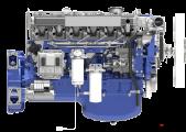 Động cơ diesel xe tải WP10