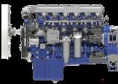 Truck Diesel Engines WP12/WP13